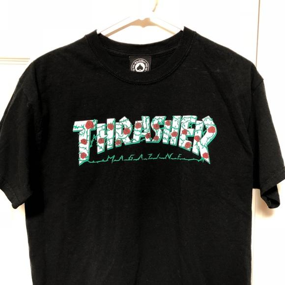 ad7a33b7e311 Rose Thrasher Shirt